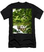 The Barn In The Water Men's T-Shirt (Athletic Fit)