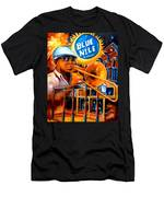 The Blue Nile Jazz Club Men's T-Shirt (Athletic Fit)