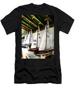 The Boat Shed Men's T-Shirt (Athletic Fit)