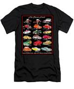 Ford Poster Art Men's T-Shirt (Athletic Fit)