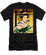 The Geisha Men's T-Shirt (Athletic Fit)