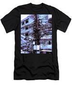 The Grid 3 Men's T-Shirt (Athletic Fit)