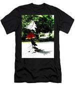 The Leaves Will Soon Start To Fall  Men's T-Shirt (Athletic Fit)