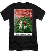 The Longest Yard Named  Men's T-Shirt (Athletic Fit)