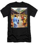 The Market Place Men's T-Shirt (Athletic Fit)
