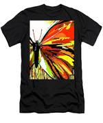 The Red Butterfly Men's T-Shirt (Athletic Fit)
