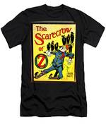 The Scarecrow Of Oz Men's T-Shirt (Athletic Fit)