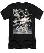 The Snowy Tree II Men's T-Shirt (Athletic Fit)