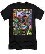 The Talavera Sea Men's T-Shirt (Athletic Fit)