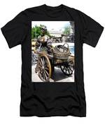 The Tart With The Cart Men's T-Shirt (Athletic Fit)