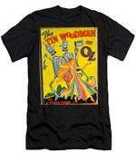 The Tin Woodsman Of Oz Men's T-Shirt (Athletic Fit)