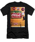 Things Go Better With Coke Men's T-Shirt (Athletic Fit)