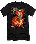 Three Pumpkins Men's T-Shirt (Athletic Fit)