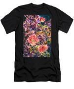 Three Roses Men's T-Shirt (Athletic Fit)