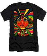 Through The Prism Of The Sun Men's T-Shirt (Athletic Fit)