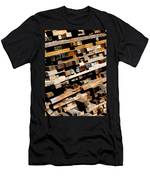 Tilted Men's T-Shirt (Athletic Fit)