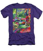 To Read And Dream Men's T-Shirt (Athletic Fit)