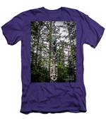 Totem Pole Of Southeast Alaska Men's T-Shirt (Athletic Fit)