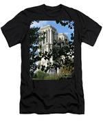 Towers Of Notre Dame Men's T-Shirt (Athletic Fit)