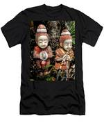 Traditional Thai Welcome Men's T-Shirt (Athletic Fit)
