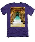 Tranquility Below Men's T-Shirt (Athletic Fit)