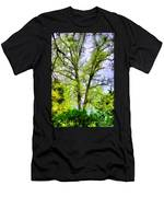 Tree Tops Iv Men's T-Shirt (Athletic Fit)