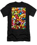 Truffle And Candy Men's T-Shirt (Athletic Fit)