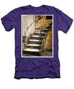 Tuscan Staircase Men's T-Shirt (Athletic Fit)