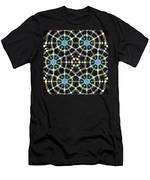 Universal Web Matrix Men's T-Shirt (Athletic Fit)