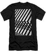 Up I Look  Men's T-Shirt (Athletic Fit)