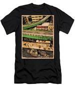 Urban Dock Men's T-Shirt (Athletic Fit)