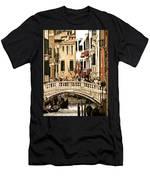Vegas Or Venice Men's T-Shirt (Athletic Fit)