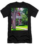 Victorian Home Men's T-Shirt (Athletic Fit)