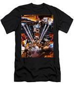 Vintage Harley Knucklehead Men's T-Shirt (Athletic Fit)