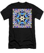 Vivid Luminescence Men's T-Shirt (Athletic Fit)