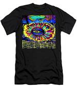Wall Flower 30x30 Men's T-Shirt (Athletic Fit)