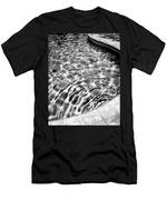 By The Pool Palm Springs Men's T-Shirt (Athletic Fit)
