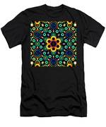 Wheels Of Light Men's T-Shirt (Athletic Fit)