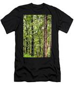 When The Forest Calls To Me Men's T-Shirt (Athletic Fit)