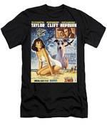 Whippet Art - Suddenly Last Summer Movie Poster Men's T-Shirt (Athletic Fit)