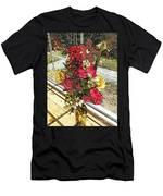 Window Flowers Men's T-Shirt (Athletic Fit)