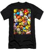 Wonderful Marbles Men's T-Shirt (Athletic Fit)