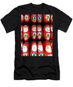 Wooden Shoes Men's T-Shirt (Athletic Fit)