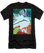 Your Reality Or Mine. Realities Vis-a-vis Or When A Rupture Matters Men's T-Shirt (Athletic Fit)