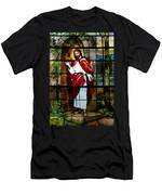 Your Shepherd Is Knocking Men's T-Shirt (Athletic Fit)