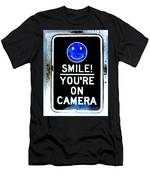 You're On Camera Men's T-Shirt (Athletic Fit)
