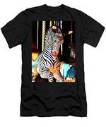 Zoo Animals 3 Men's T-Shirt (Athletic Fit)