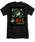 Out Of This World Coffee Men's T-Shirt (Athletic Fit)