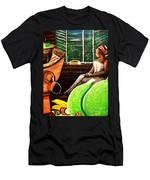 0ld Time Days. Men's T-Shirt (Athletic Fit)
