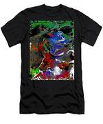 Abstract 21 Men's T-Shirt (Athletic Fit)